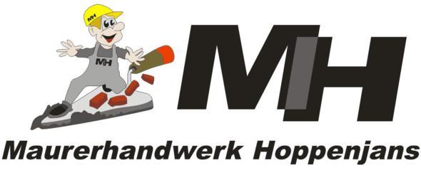 Maurer Hoppenjans, Bauarbeit, Maurerhandwerk